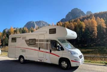 Wohnmobil mieten in Inning am Ammersee von privat | Sunlight  Dicke Berta