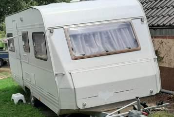 Wohnmobil mieten in Kirkel von privat | Dethleffs Detthi