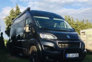 Wohnmobil mieten in Schkeuditz von privat | Peugeot BLACK LION