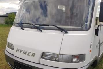 Wohnmobil mieten in Kassel von privat | Hymer  Brexi