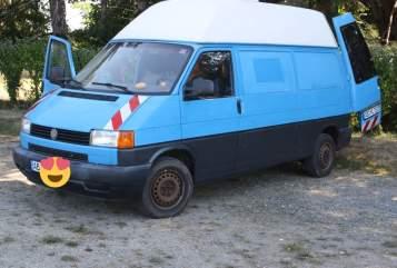 Wohnmobil mieten in Kahl am Main von privat   VW Balu