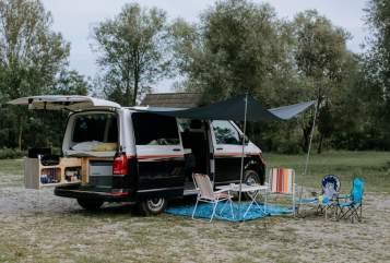 Wohnmobil mieten in Berlin von privat | VW Transporter T6 T6 Campfner