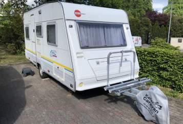 Wohnmobil mieten in Borstel-Hohenraden von privat | Bürstner Kuddel