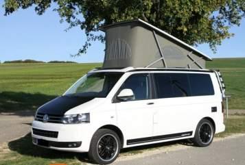 Wohnmobil mieten in Eislingen von privat   VW Kalli