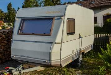 Wohnmobil mieten in Lechbruck am See von privat | Dethleffs Wohny