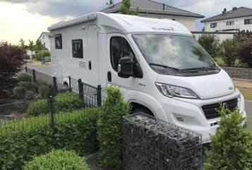 Wohnmobil mieten in Gudensberg von privat   Sunlight  Reisewagen
