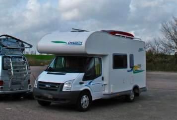 Wohnmobil mieten in Werl von privat | Chausson Womo