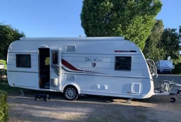 Wohnmobil mieten in Arnsberg von privat | Tabbert Tabbert