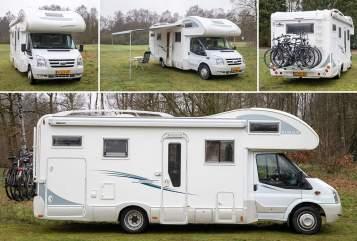 Wohnmobil mieten in Tilburg von privat | FORD Rimor rimor