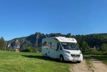Wohnmobil mieten in Porta Westfalica von privat | Rimor SILVERLINE