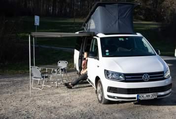 Wohnmobil mieten in Konstanz von privat | VW Calli