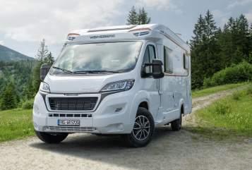 Wohnmobil mieten in Braunschweig von privat | Weinsberg Camp4life