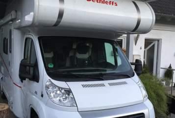 Wohnmobil mieten in Gundersweiler von privat | Dethleffs Macala