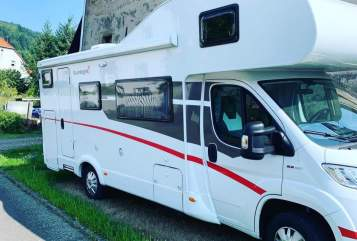 Wohnmobil mieten in Niederalben von privat   Sunlight Die Gerta