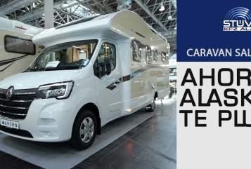 Wohnmobil mieten in Dortmund von privat | Ahorn Canada TE Plus Canada TE Plus