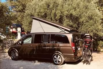 Wohnmobil mieten in Waren von privat | Mercedes Benz Marco
