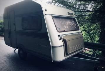 Wohnmobil mieten in Heidelberg von privat | Avento  Surfin' Stevie