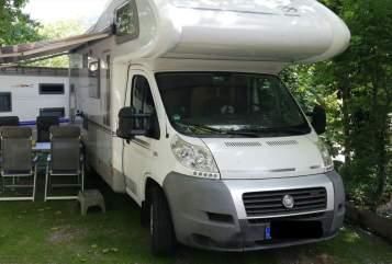 Wohnmobil mieten in Beratzhausen von privat   Knaus Olaf