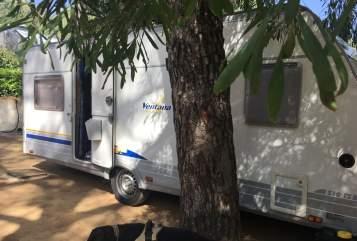 Wohnmobil mieten in Remscheid von privat | Bürstner VENTANA