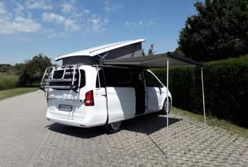 Wohnmobil mieten in Gaggenau von privat | Mercedes  Herzensbenz