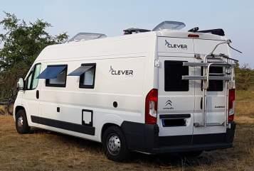 Wohnmobil mieten in Kirchheim von privat | Clever Jumpy
