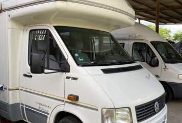 Wohnmobil mieten in Potsdam von privat | VW LT35 Missouri