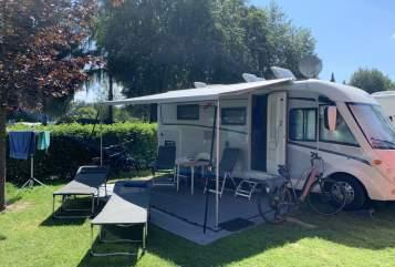 Wohnmobil mieten in Schöppingen von privat   Carthago Chilly Klima