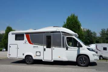 Wohnmobil mieten in Weil am Rhein von privat | Fiat  Bürstner