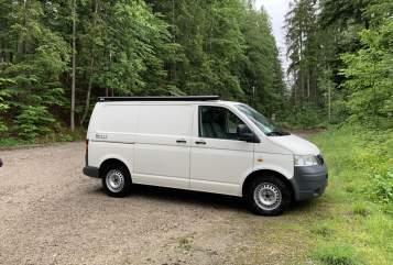 Wohnmobil mieten in München von privat | VW  Charly