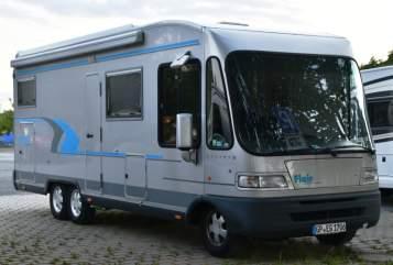 Wohnmobil mieten in Göppingen von privat | Niesmann + Bischoff Flairy