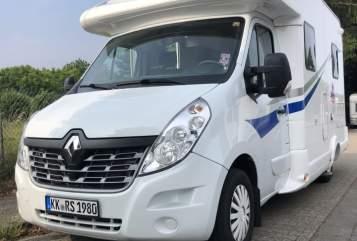Wohnmobil mieten in Grefrath von privat   Renault City Jumper