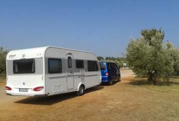 Wohnmobil mieten in Rattenkirchen von privat | Knaus Knaus Südwind Stockbetten