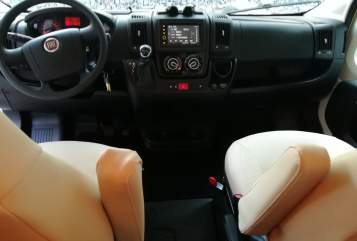 Wohnmobil mieten in Melle von privat | Fiat Ducato Luci