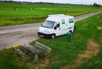 Wohnmobil mieten in Amsterdam von privat | Fiat ducato Suzi
