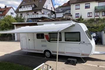 Wohnmobil mieten in Freudenstadt von privat   Bürstner  Kurt