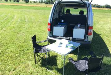 Wohnmobil mieten in Bad Liebenzell von privat | VW Rumpel