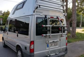 Wohnmobil mieten in Stuttgart von privat   Ford Nugget
