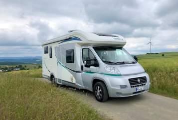 Wohnmobil mieten in Kaiserslautern von privat | Chausson Reisefrosch