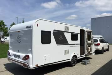 Wohnmobil mieten in Zirndorf von privat | KNaus Südwind