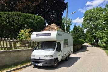 Wohnmobil mieten in Weßling von privat | Fiat Dethleffs