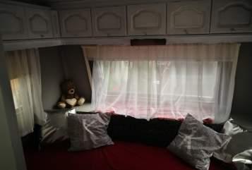 Wohnmobil mieten in Kempten von privat | Bürstner  Mrs Holiday