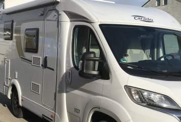Wohnmobil mieten in Stuttgart von privat | Carado Camperl