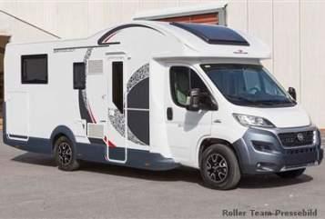 Wohnmobil mieten in Burscheid von privat   Roller Team Gomberto