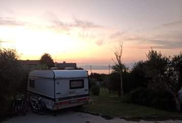 Wohnmobil mieten in Kempten von privat | Hobby Kurt
