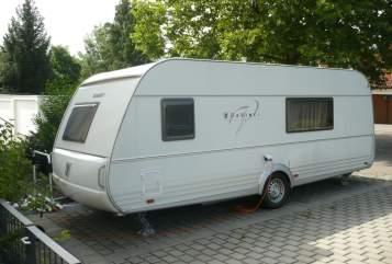 Wohnmobil mieten in Ebenthal in Kärnten von privat | Tabbert Leo da Vinci