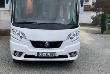 Wohnmobil mieten in Sipplingen von privat | knaus Van I 650 MEG