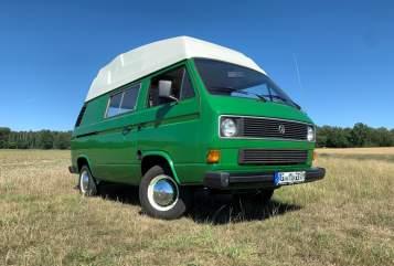Wohnmobil mieten in Dresden von privat | VW Rocket