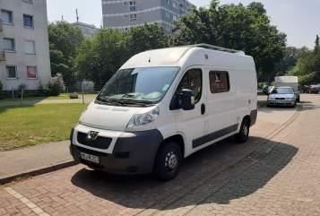 Wohnmobil mieten in Bremen von privat   Peugeot Boxer 2014 Woodi
