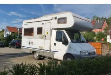 Wohnmobil mieten in Engen von privat | Dethleffs Advantage 5,70 m Hannibal