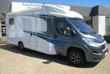 Wohnmobil mieten in Ratekau von privat | Knaus Knaus L!ve Wave